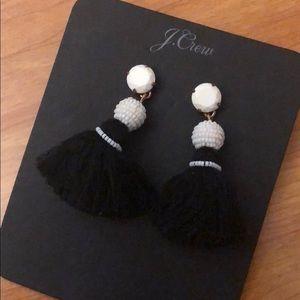 J. Crew earrings